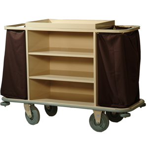 Housemaid Cart - Large Room Service Trolleys