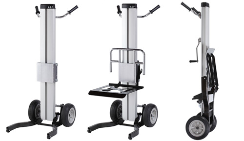 Ml1 Mobile 120kg Material Lifter Trolley Ml1