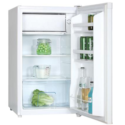 Nero Bar Fridge and Freezer - key Lockable