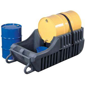 Justrite Gator Spill Containment Caddy