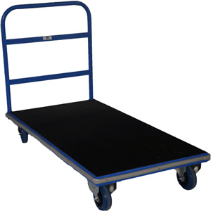 Heavy Duty Steel Deck Platform Trolley