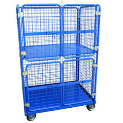 Collapsible Goods Trolley RGT-01