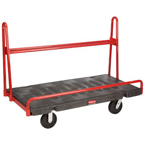 Rubbermaid 4463 A-Frame Panel Trucks