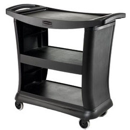 Rubbermaid Executive Service Cart FG9T6800