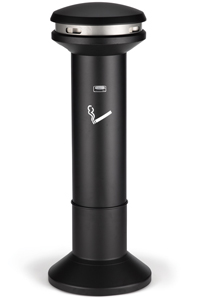 Rubbermaid 9W34 Infinity Ultra-High Capacity Cigarette Disposal Unit