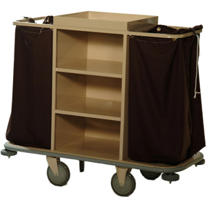 Housemaid Cart - Small Room Service Trolleys