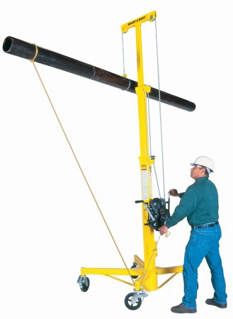 Roust A Bout Material Lift