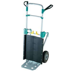 Wolf Cart Folding Hand Truck Platform Trolley Wheelbarrow