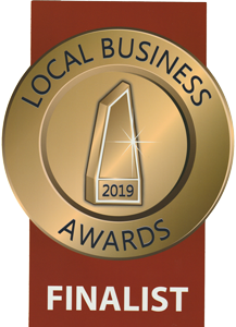 2019 Local Business Awards Finalist
